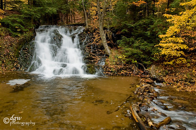 Carp River Falls #4 Marquette Michigan