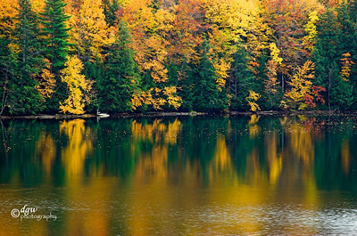 Ackerman Lake Munsing Michigan