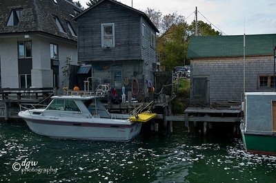 Fish City Leelanau, Michigan